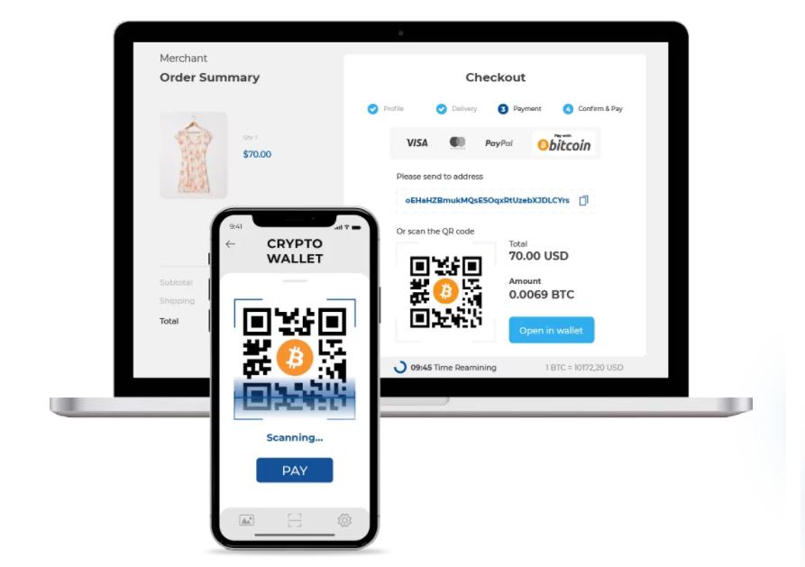 Bitcoin payment gateway integration ?